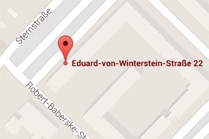 Adresse Niederlassung Potsdam
